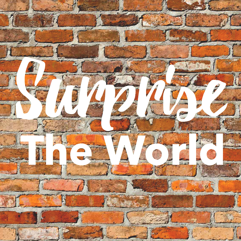 Surprise The World